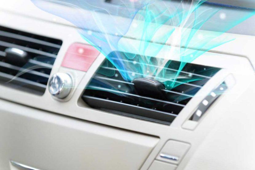 A Tribute to the Car Air Conditioner
