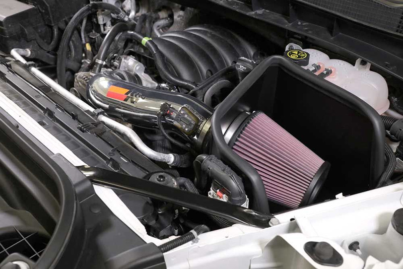 Cold Air Intake -- Breathe New Life into Your Vehicle