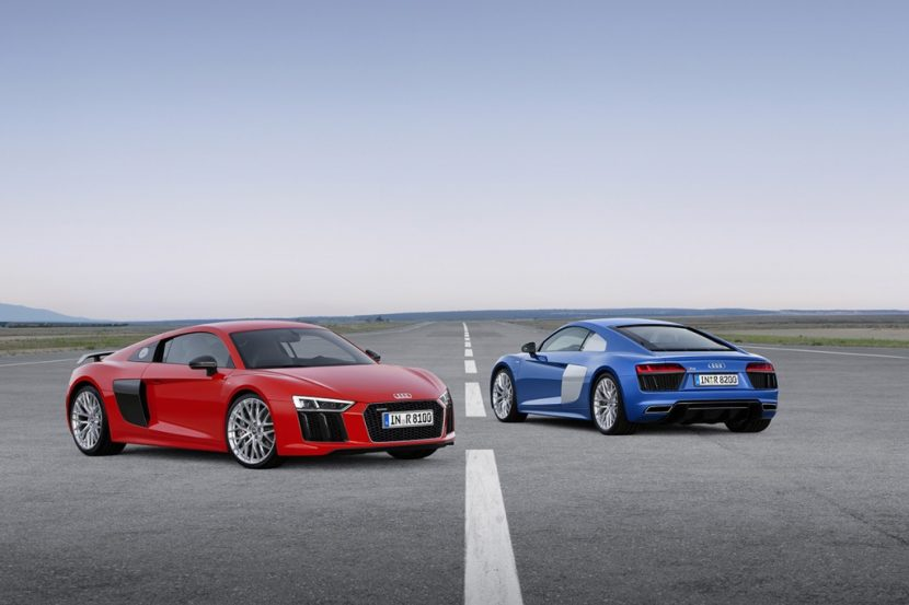 Is Audi secretly working on a mid-level mid-engined sports car